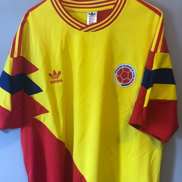 3ba5c71f3 adidas Other - Adidas Colombia Mash Up Jersey